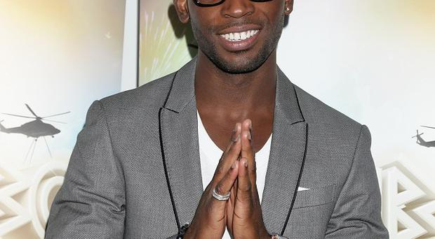 Tinie Tempah is a big fan of Dolly Parton