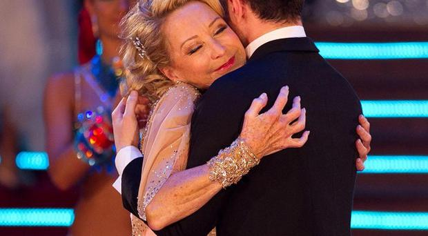 Felicity Kendal and Vincent Simone are the latest couple to leave Strictly Come Dancing
