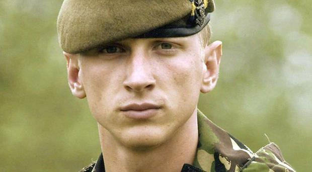 A former soldier, Ryan Copping is selling the Military Cross he received from the Queen for risking his life in Iraq
