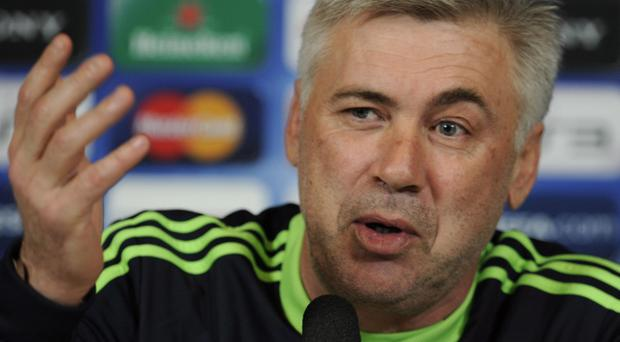 Chelsea boss Carlo Ancelotti, speaking at a media conference yesterday, admitted that he knows results must improve quickly if he is to avoid the sack