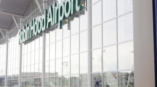 Paul Chambers was convicted after writing on Twitter he would like to blow Robin Hood Airport 'sky high'