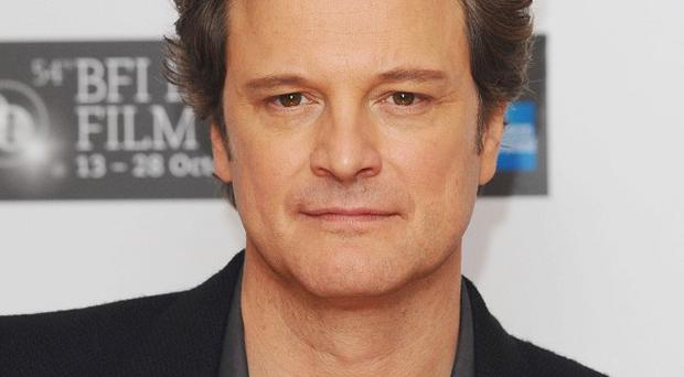 Colin Firth reckons the stereotypical English gent doesn't really exist
