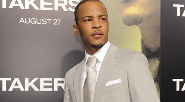 TI has been talking about his addiction to painkillers