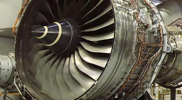 The Rolls-Royce Trent 900 engines were examined after the incident on the Qantas superjumbo