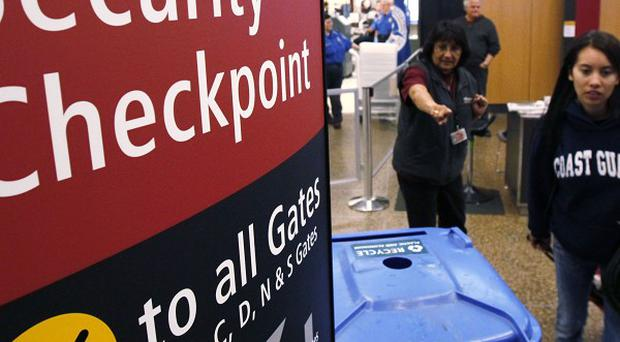 Protests over airport security measures may lead to travel chaos in the US (AP)