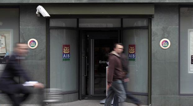 Customer deposits at Allied Irish Banks have dropped by 13 billion euro this year