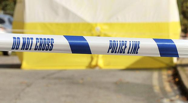 A murder inquiry is under way after a man was found injured at his home in west Belfast and later died