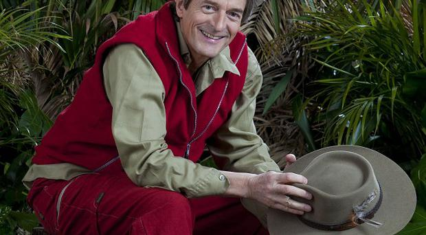 Nigel Havers said his life at home wouldn't have been worth living if he'd stayed in the jungle