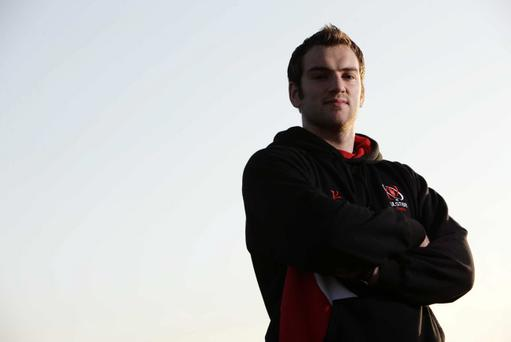 David Pollock has been forced to call time on his promising rugby career after failing to recover from a hip injury