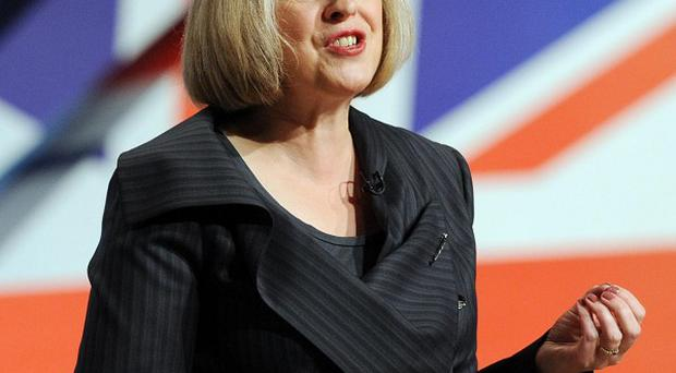 Home Secretary Theresa May announced details of the Government's planned immigration cap