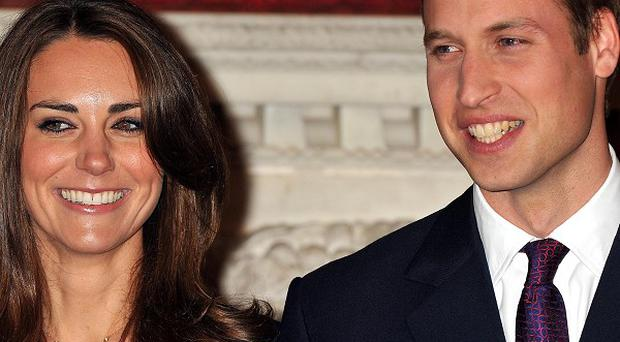 Prince William will marry Kate Middleton on Friday, April 29, at Westminster Abbey, St James's Palace has announced