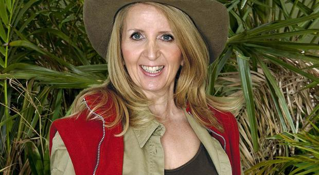 Gillian McKeith overcame her fear of water for the latest task