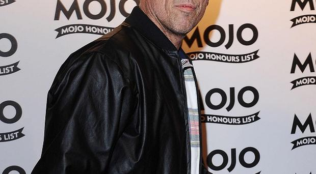 Bez was arrested at Euston station in London