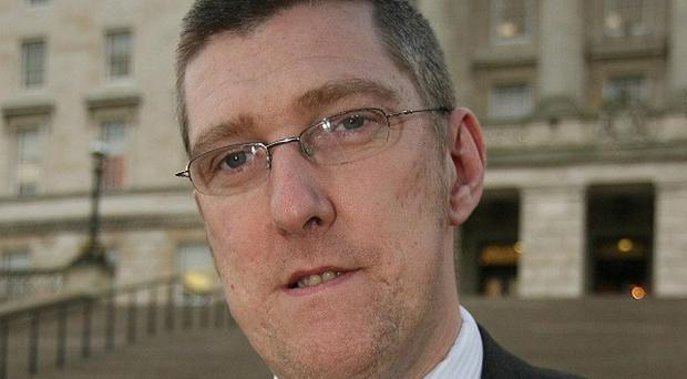 John O'Dowd said it was a waste of Assembly time to debate on Lord Craigavon's issue