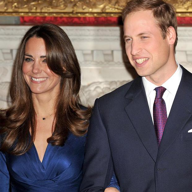 Kate and William will marry on April 29 2011, which will be a bank holiday