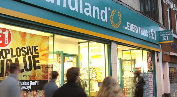 Poundland plans to open 50 new stores next year and is considering online trading