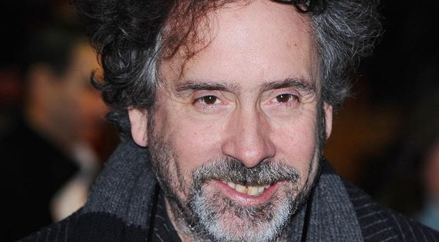 Tim Burton kicked off a storytelling experiment online