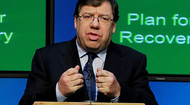 Huge cuts announced by Taoiseach Brian Cowen have left Ireland reeling