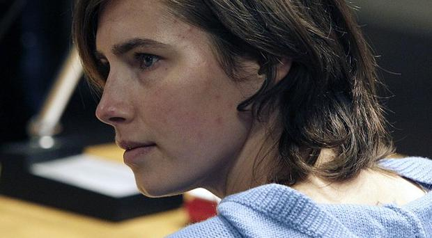 Amanda Knox is appealing against her conviction for the murder of Meredith Kercher (AP)