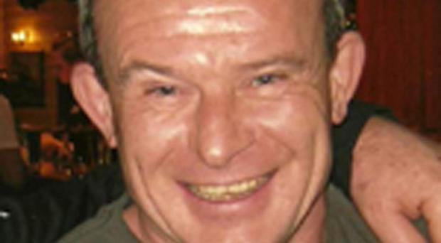 Peter Rodger is one of two Scottish men presumed dead in the mine blast (AP)