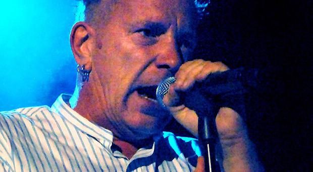 John Lydon has postponed his plans with Public Image Ltd