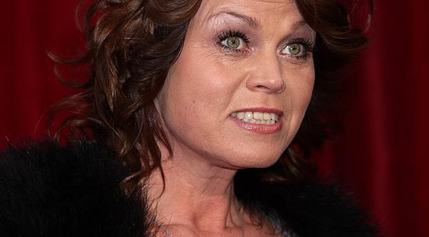 Vicky Entwistle told the court she had decided to leave Coronation Street after an incident with a fan on a train