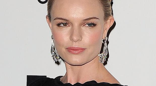 Kate Bosworth learnt some martial arts for her latest film