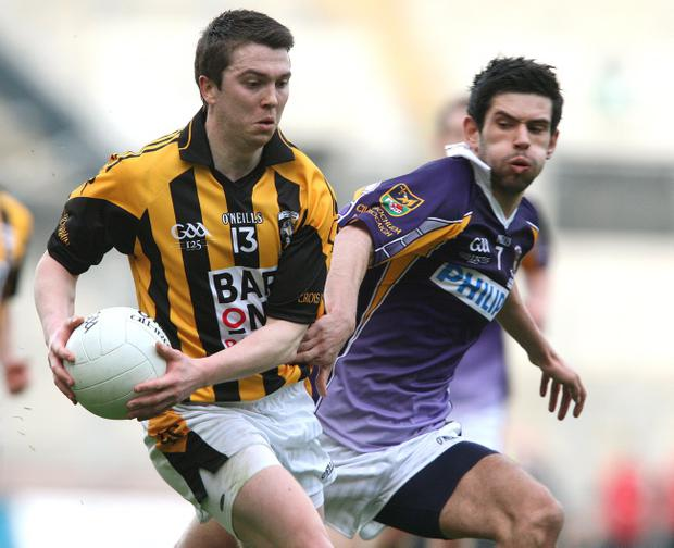 Crossmaglen will be relying on the Kernan clan - including Stephen (left) - in the Ulster Club Championship final