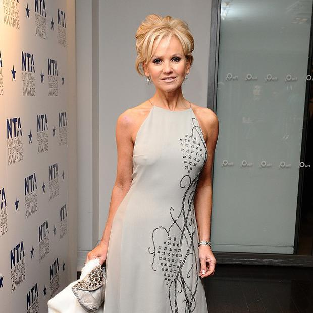 Lisa Maxwell says she was nervous about starting on Loose Women