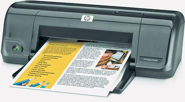 <b>Best for plug-and-play printers:</b><br/> Don't need extra features or sophistications? This simple inkjet printer is easy to use and has straightforward colour printing at an affordable price. The colour inks all come in one cartridge, which is not as cost-efficient when it comes to replacing them. HPDJ1660, £34.99, www.argos.co.uk