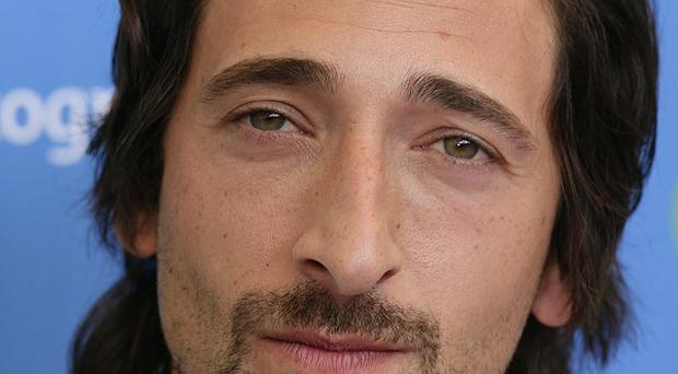 Adrien Brody has said he was forced to sue the makers of a thriller movie
