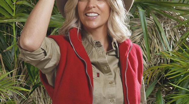 Sheryl Gascoigne stood by Gillian McKeith after being voted out of I'm A Celebrity