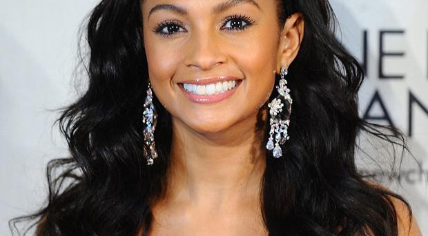 Alesha Dixon is pleased The X Factor has had more controversy this year than Strictly Come Dancing
