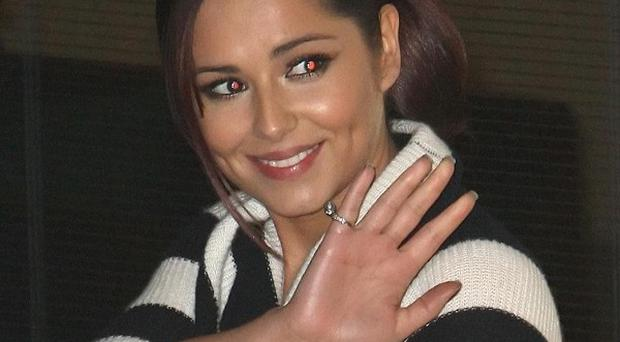 Cheryl Cole has been spotted with a new tattoo