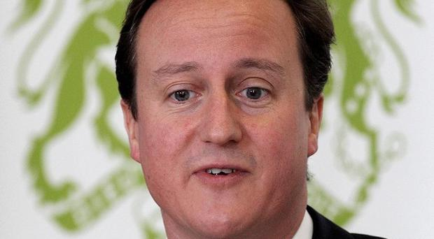 David Cameron admits England is facing a 'real fight' in its bid to host the 2018 World Cup