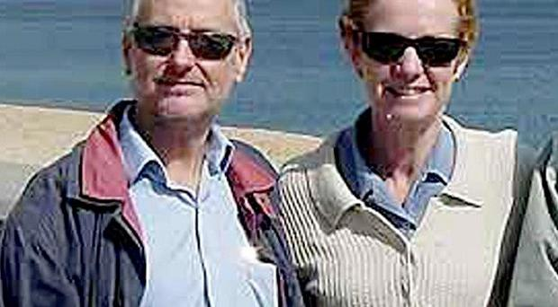 Rachel Chandler, pictured with husband Paul, said she contemplated suicide while being held by Somali pirates