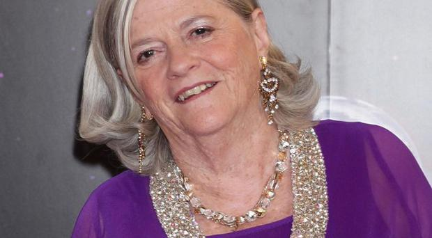 Ann Widdecombe's Titanic-themed rumba was panned by the judges