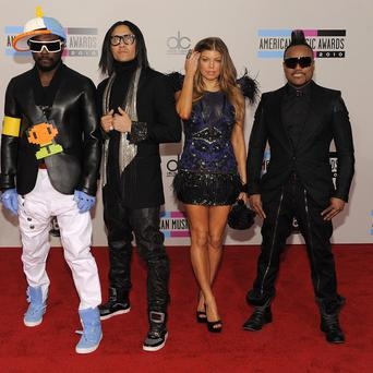 The Black Eyed Peas will play at the next Super Bowl