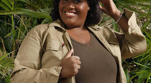 Alison Hammond risks being voted out of the jungle