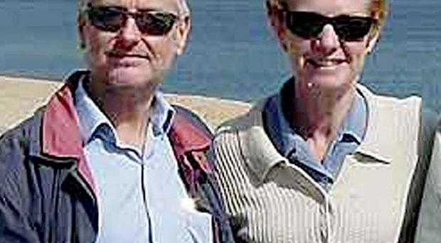 Paul and Rachel Chandler were targeted by Somali pirates