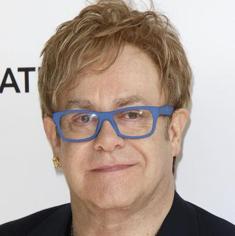 Sir Elton John has said The X Factor treats people like 'products'