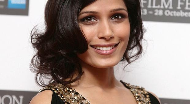 Freida Pinto doesn't want to star in 'mindless' films