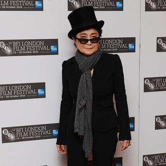 Yoko Ono recorded a conversation with her son Sean Lennon