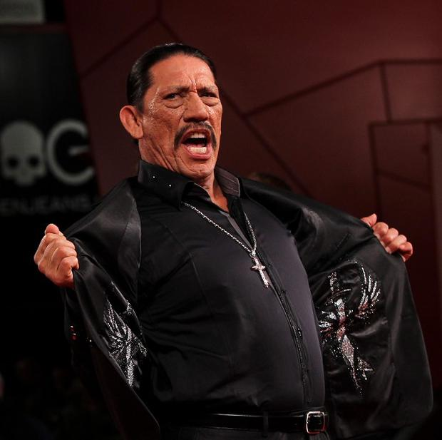 Danny Trejo says Robert Rodriguez has already written Machete 2