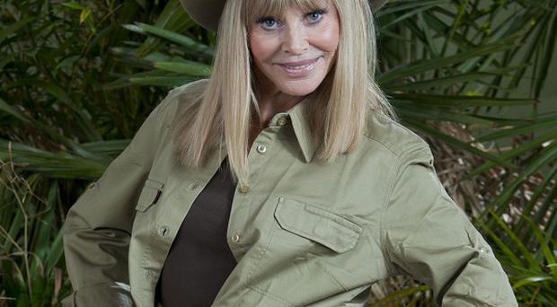 Britt Ekland has left the I'm A Celeb jungle