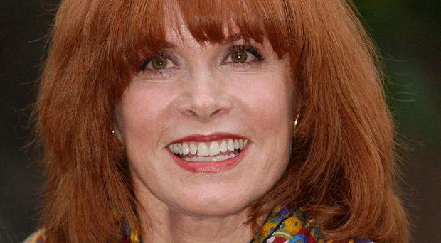 Stefanie Powers says losing her mum and getting cancer herself made her write her book