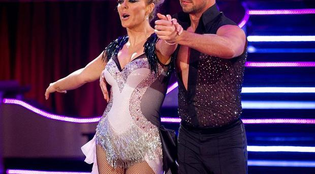 Patsy Kensit has become the latest celebrity to be kicked off Strictly Come Dancing