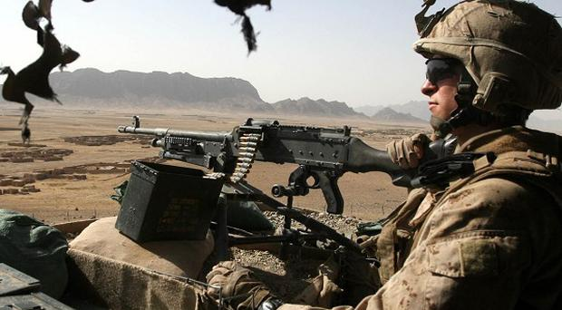 Six Nato soldiers have died in the latest attack on forces serving in Afghanistan