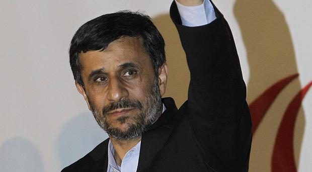 Iranian President Mahmoud Ahmadinejad has admitted that a computer worm affected his nuclear programme