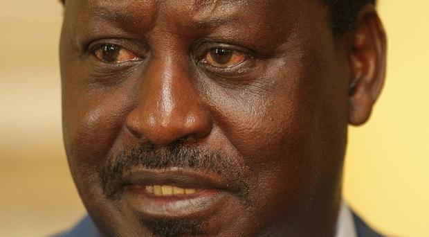 Kenyan Prime Minister Raila Odinga said homosexuals who are found in the midst of sex acts will be arrested